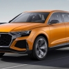 New Audi Q8: Ingolstadt reveals pictures of upcoming SUV